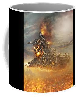 Devils Train 2 Coffee Mug