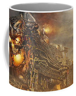 Devils Train 2 Coffee Mug