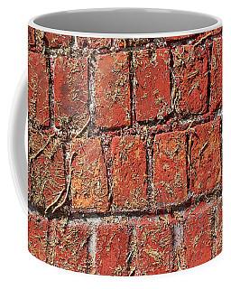 Devined Brick Wall Coffee Mug