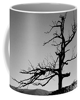 Devoid Of Life Tree Coffee Mug