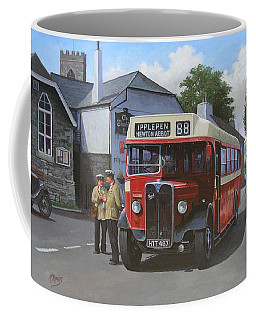 Devon General Aec Regal. Coffee Mug
