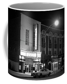 Devon Theatre, 1979 Coffee Mug