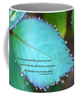 Dew Drops Coffee Mug