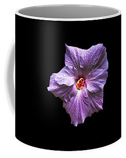 Dew Kissed Hibiscus Coffee Mug