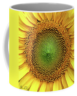 Dewdrops On The Sun Coffee Mug