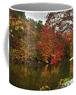 Dewey Lake In Autumn Coffee Mug