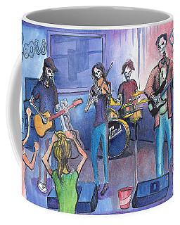 Dewey Paul Band Coffee Mug