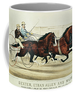 Dexter, Ethan Allen And Mate Coffee Mug