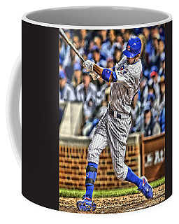 Dexter Fowler Chicago Cubs Coffee Mug