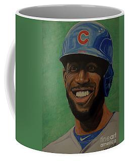Dexter Fowler Portrait Coffee Mug