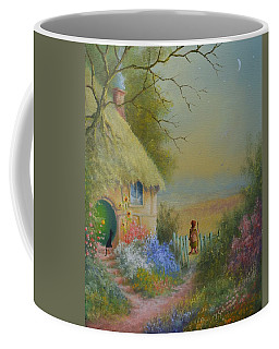 Through The Gate Coffee Mug