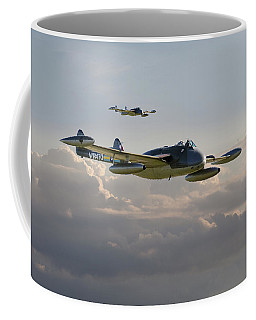 Coffee Mug featuring the photograph  Dh112 - Venom by Pat Speirs