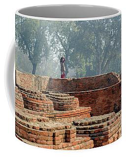 Dharma Chakra Jinavihara 02 Coffee Mug