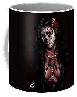 Dia De Los Muertos 3 Coffee Mug