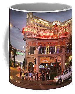 Diablo's Cantina In Las Vegas Coffee Mug by RicardMN Photography