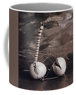 Coffee Mug featuring the photograph Dialog #114227 by Andrey Godyaykin