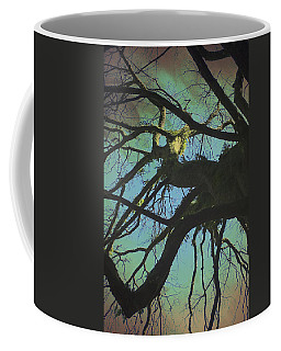 Coffee Mug featuring the photograph Dialogue  by Connie Handscomb