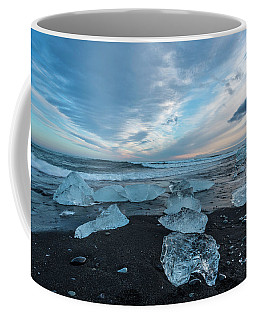Diamond Beach Sunset  Coffee Mug