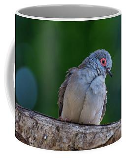 Diamond Dove Coffee Mug