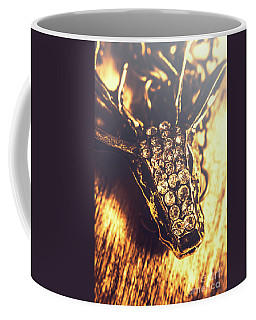 Diamond Encrusted Wildlife Bracelet Coffee Mug