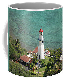 Diamond Head Lighthouse 2 Coffee Mug