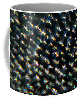 Coffee Mug featuring the photograph Diamond Lights by Greg Collins