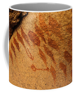 Diamond Pictographs Coffee Mug