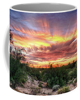 Diamond Sky Coffee Mug