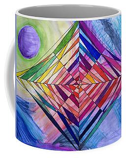 Diamond Web Coffee Mug