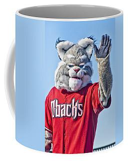 Diamondbacks Mascot Baxter Coffee Mug
