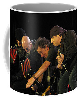 Coffee Mug featuring the photograph Diamonds In The Sidewalks by Jeff Ross