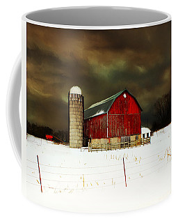 Diamonds In The Sky Coffee Mug