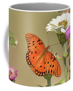 Diana Butterfly Coffee Mug