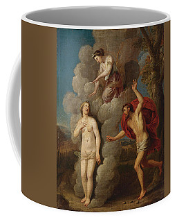 Diana Discovering Callisto's Pregnancy Coffee Mug