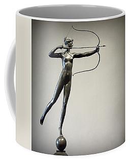 Diana Of The Tower Coffee Mug