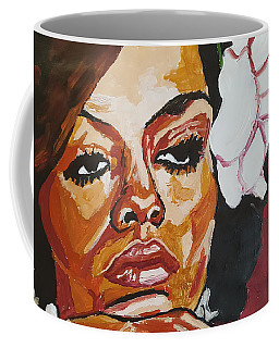 Diana Ross Coffee Mug