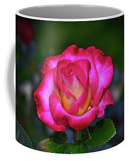 Dick Clark Rose 002 Coffee Mug