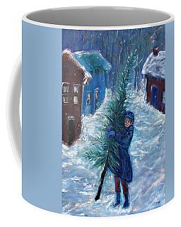 Dicken's Tale Coffee Mug