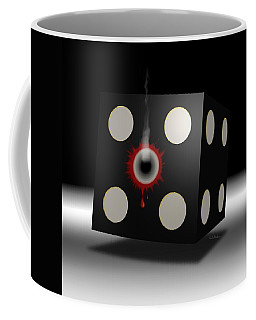 Five Die Coffee Mug