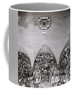 Diego Rivera Coffee Mug by Shaun Higson