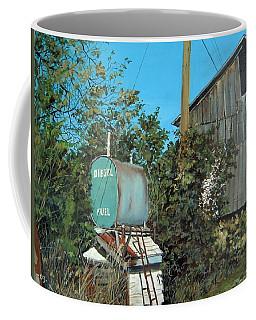 Diesel Fuel Coffee Mug