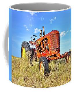 Diesel Red Coffee Mug