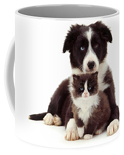 Different Strokes - Same Love Coffee Mug