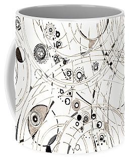 Diffracting Around Coffee Mug