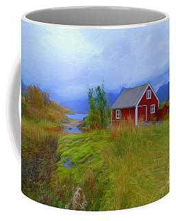 Digermulen,lofoten Coffee Mug