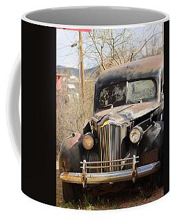 Digger O Balls Funeral Pallor Hearse Coffee Mug