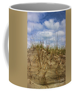 Digging In Deep In Sand Dunes Coffee Mug