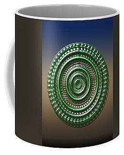 Digital Art Dial 3 Coffee Mug