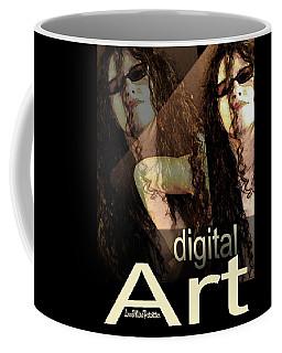 Digital Art Poster Coffee Mug