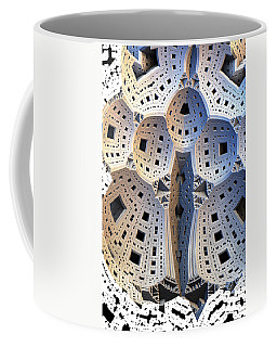 Digital Chalk Coffee Mug